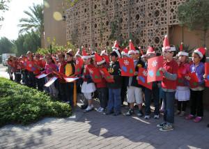 Las actividades con los Reyes Magos y Papá Noel