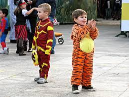 Los disfraces de carnaval para colegios
