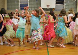 bailes infantiles fin de curso