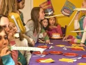 Trucos para organizar una fiesta infantil numerosa